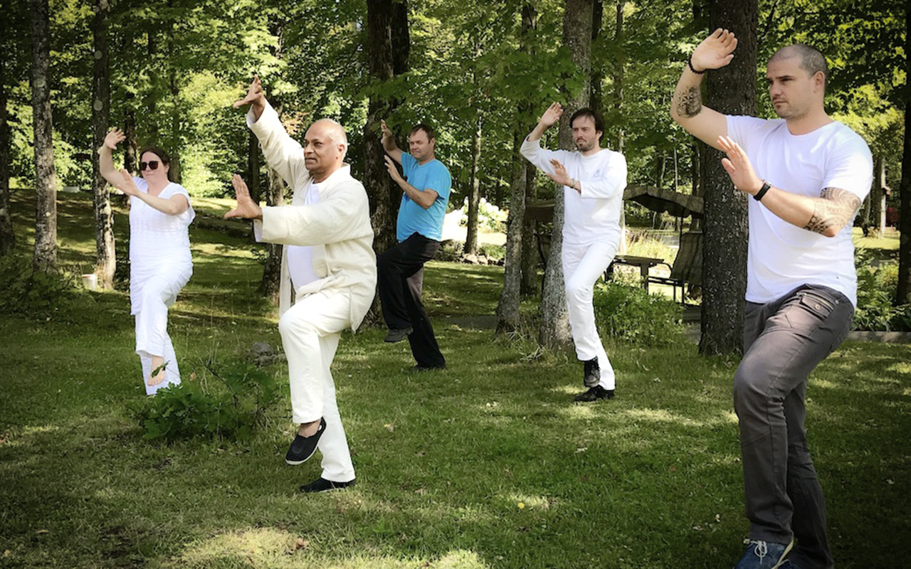 Tai Chi Illumination groupe