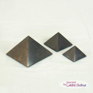Les pyramides Shungite