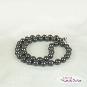 Shungite Collier perle