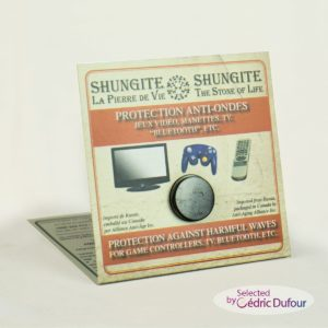 Shungite Protection anti-ondes jeu video et manette