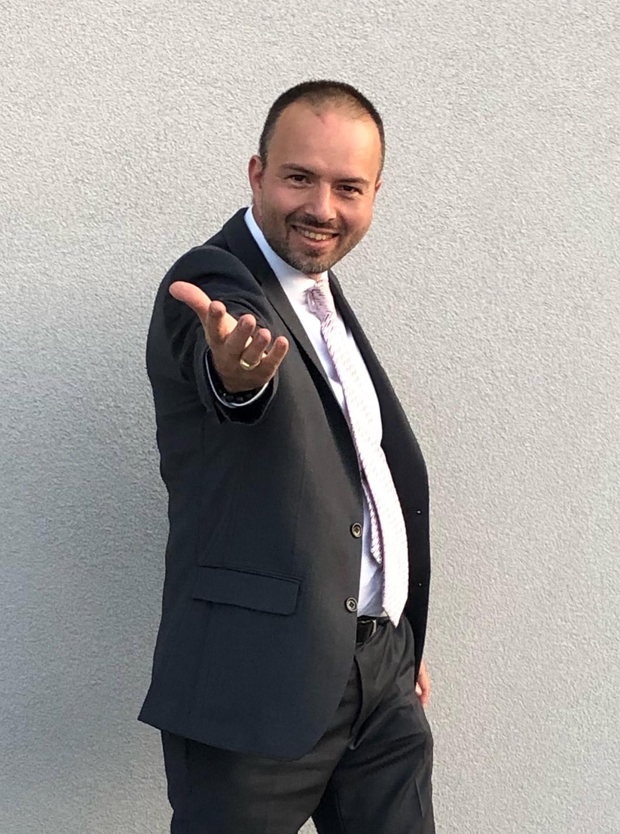 Cédric Dufour - Coaching entreprise